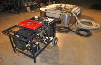 Скиммер СО-4д с гидростанцией