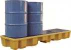 Рядный поддон-контейнер
