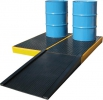 Рампа для ЛРТЖ платформы-контейнера