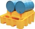 Основа-контейнер, на 2 бочки