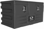 Ящик бортовой для инструмента, 132 л, для грузовой и строительной техники.