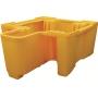 Поддон - контейнер для 1 IBC куба, без решетки с диспенсером для ЛРТЖ
