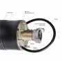 Пневмозаглушка обводная, герметизатор для трубы 180-230 мм