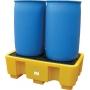 поддон-контейнер на 2 бочки
